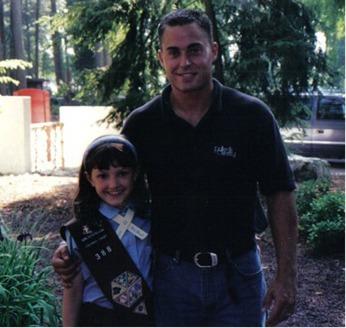 Ashley + Dad